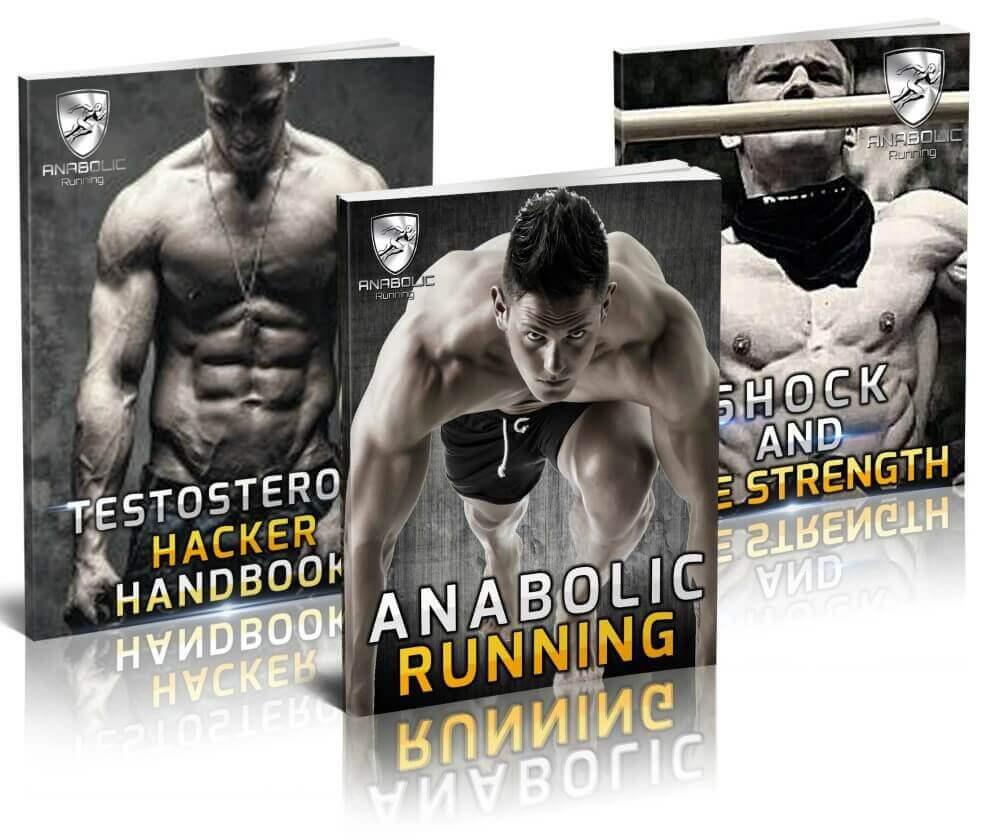 Anabolic Running Book