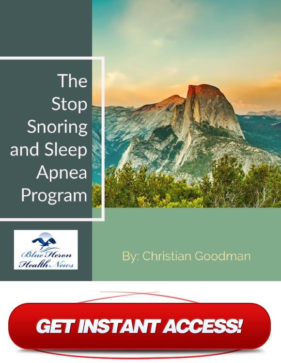 Buy The Stop Snoring And Sleep Apnea