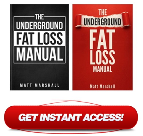 Buy The Underground Fat Loss Manual
