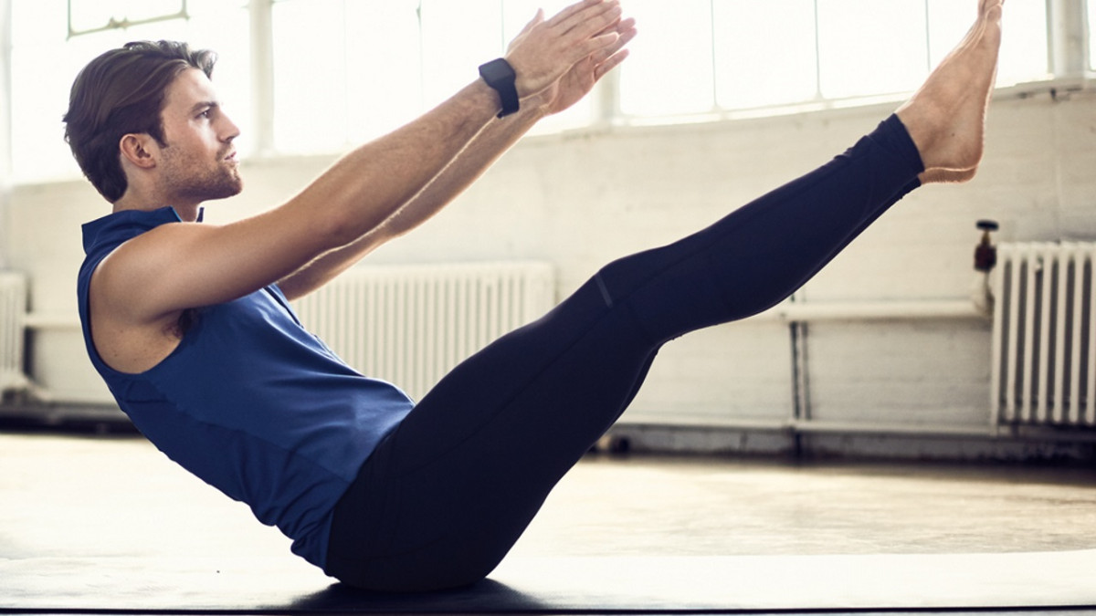 Hyperbolic Stretching men