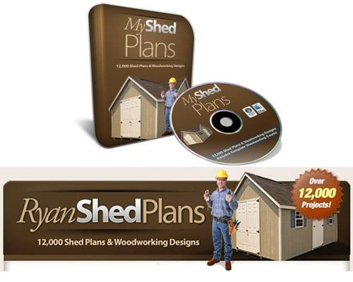 My Shed Plans Book