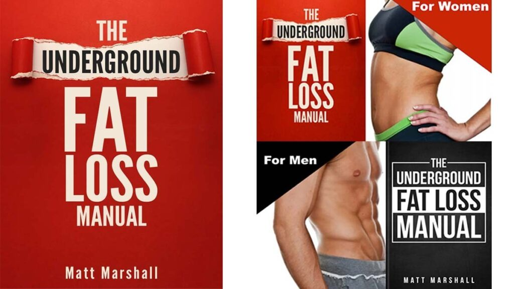 The Underground Fat Loss Manual Book