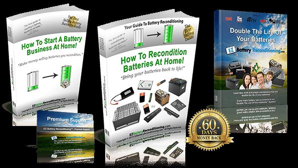 Tom Ericson EZ Battery Reconditioning Review