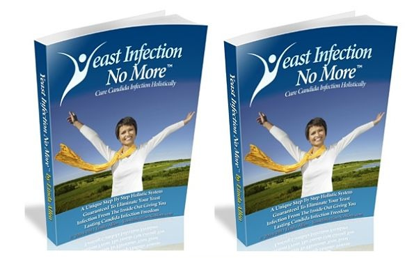 Yeast Infection No More Book