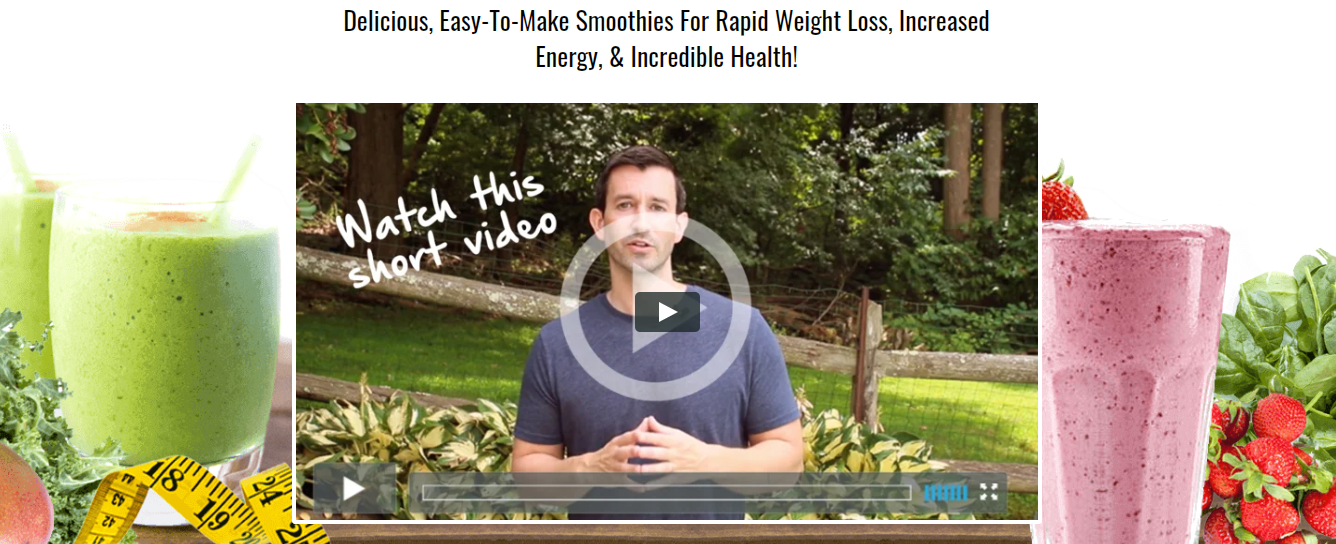 The Smoothie Diet 21 Day Weight Loss Program Video