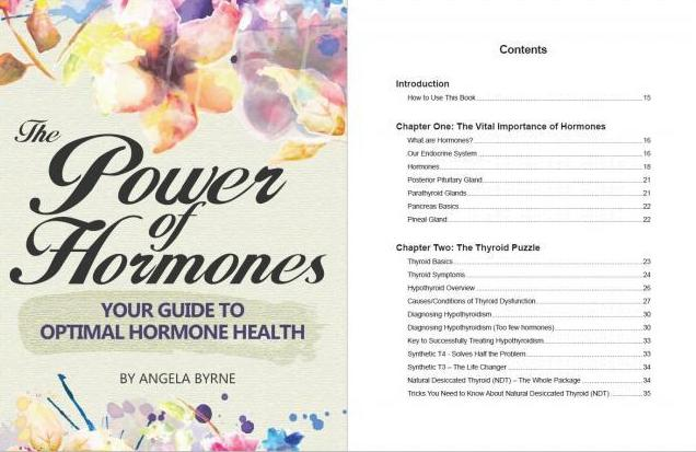 the-power-of-hormones-table-of-contents