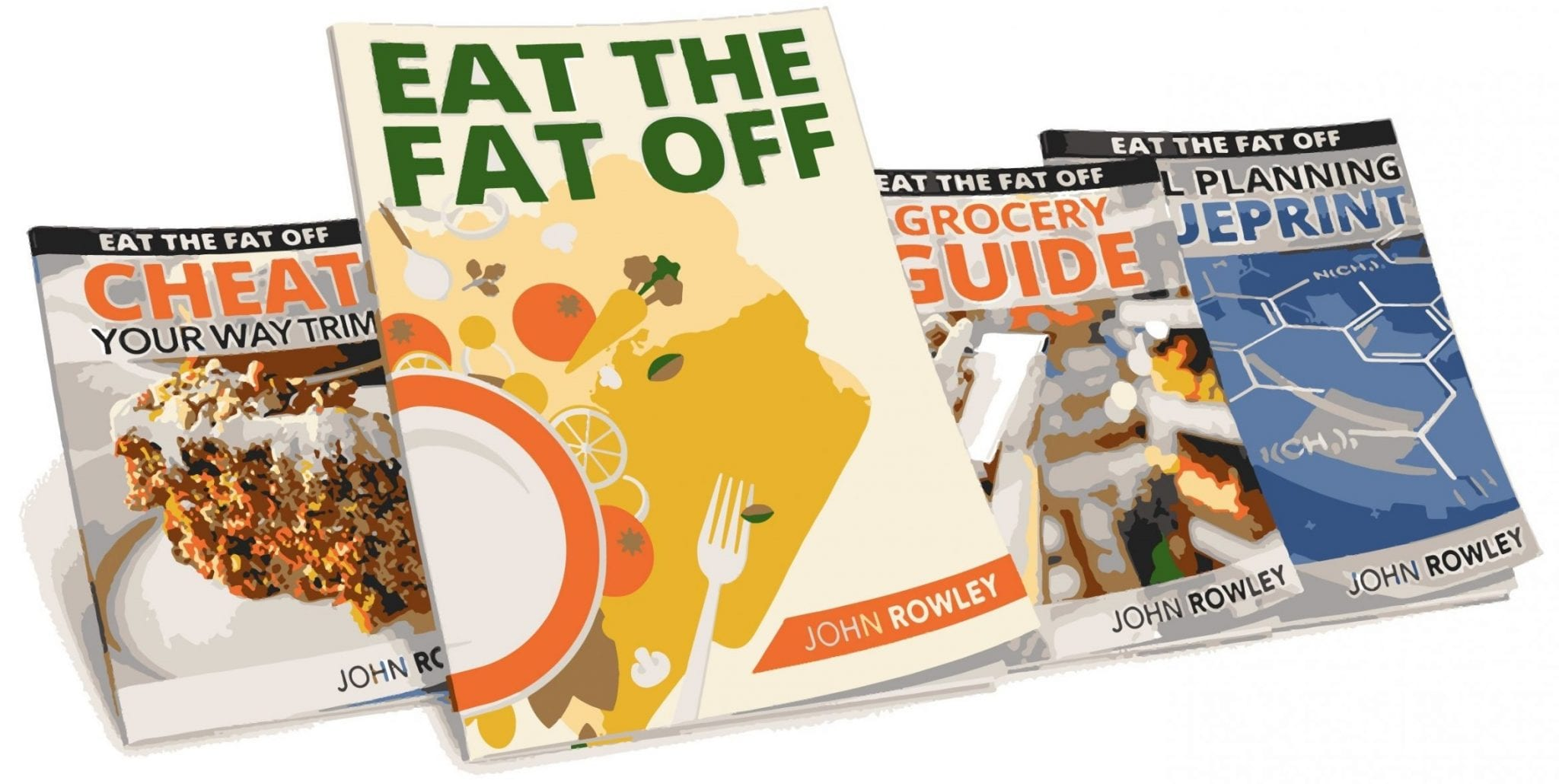 Eat The Fat Off Book