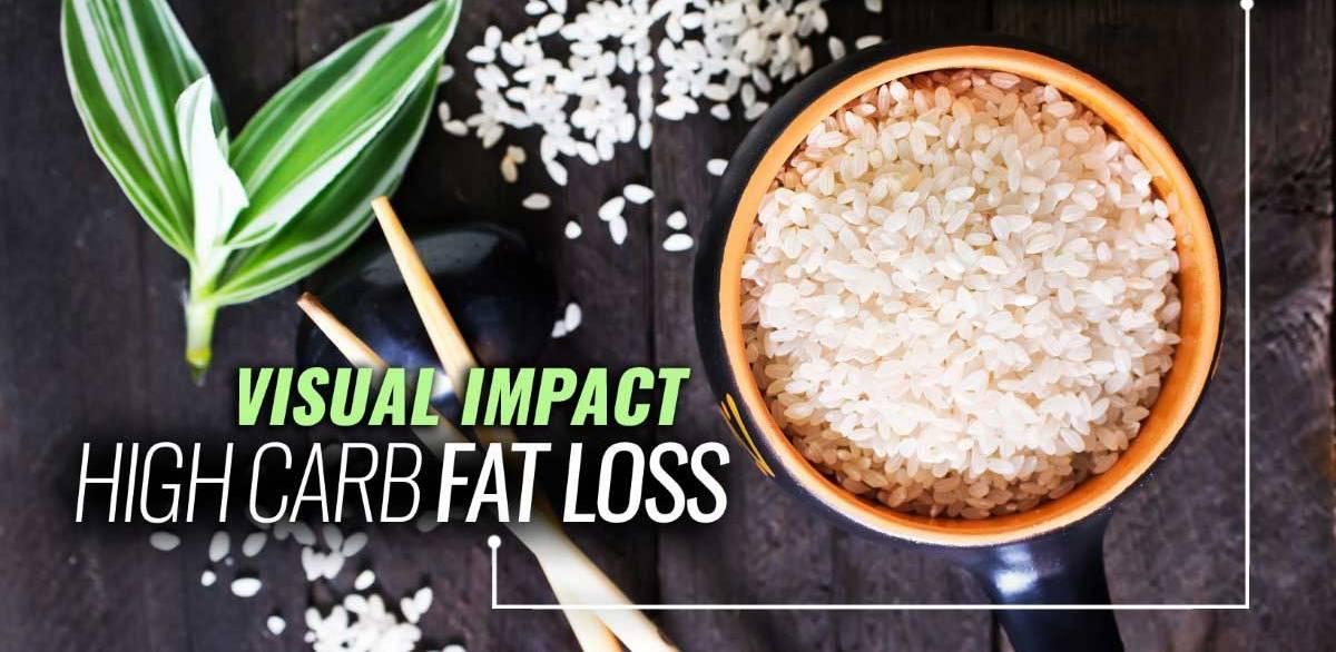 High Carb Fat Loss Book