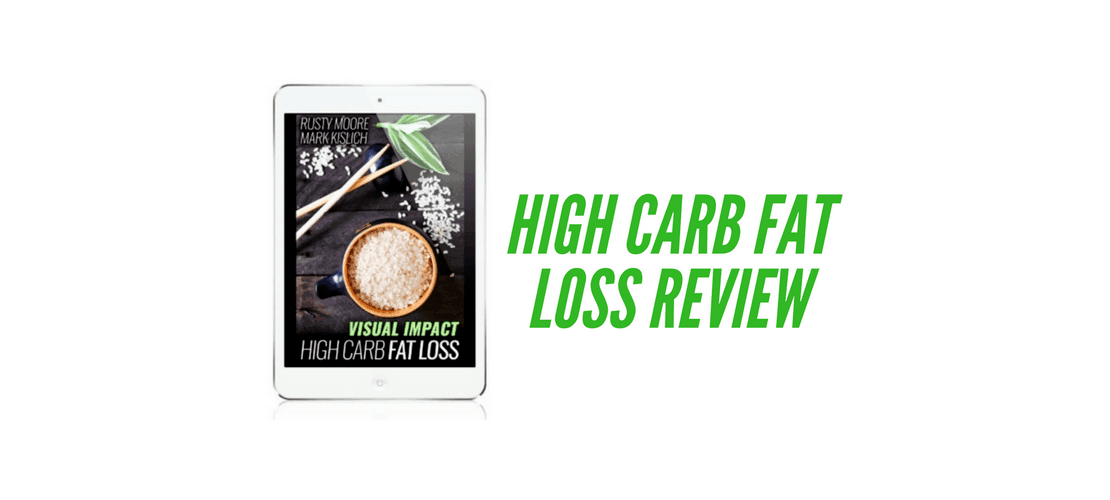High Carb Fat Loss Table Of Contents