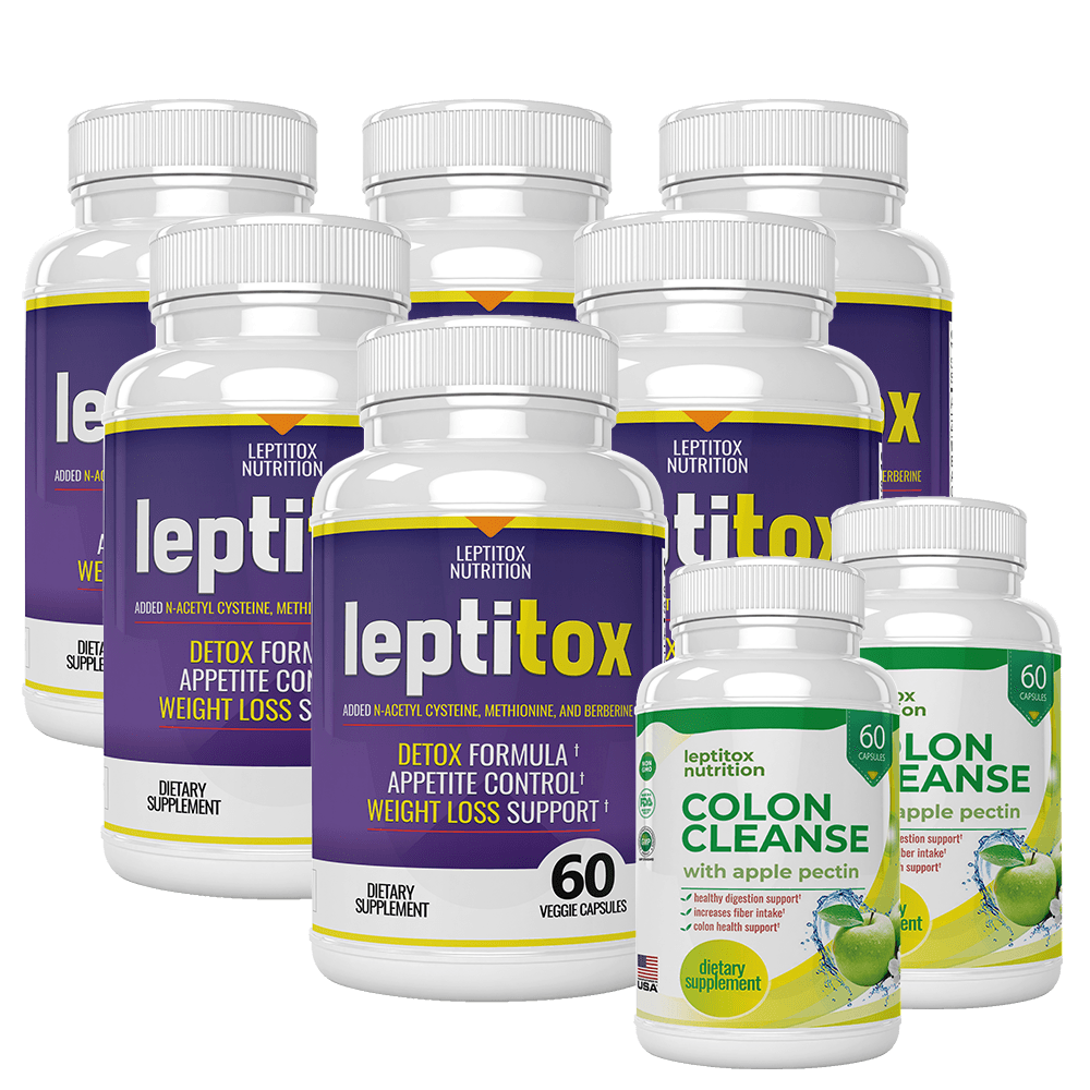 Leptitox Bonus Colon Cleanse