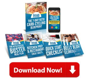 Over 40 Keto Solution PDF Free Download