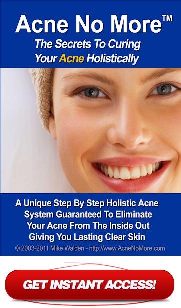 Buy Acne No More