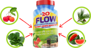 The 20 Flow Nitric Oxide Booster