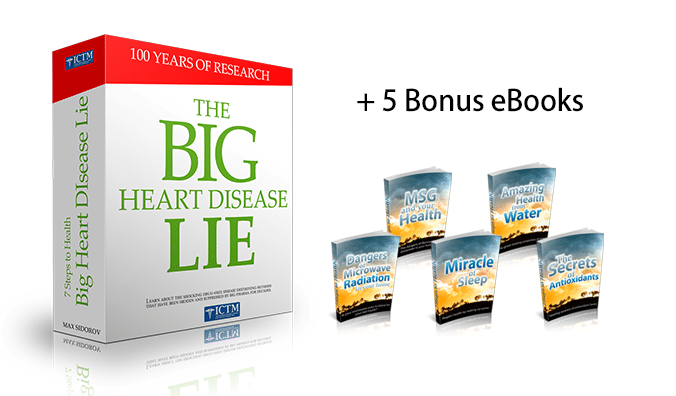 The Big Heart Disease Lie PDF