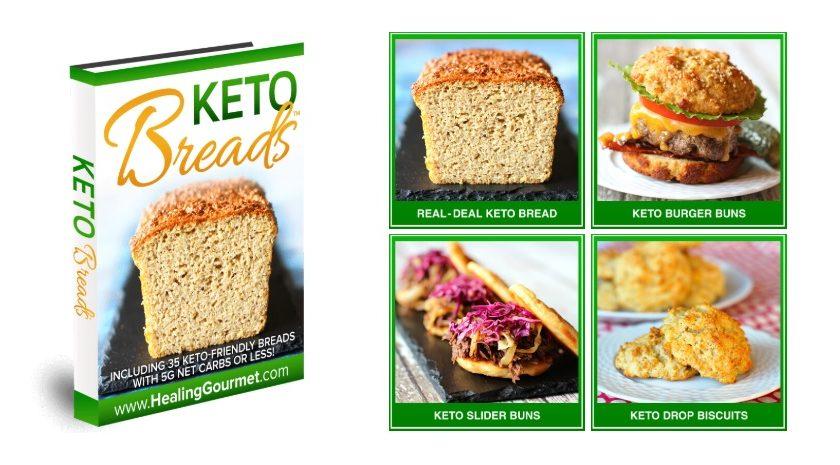 Keto Breads Book