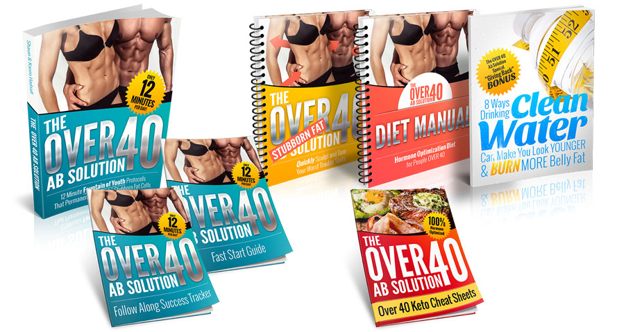 Over 40 Ab Solution Book