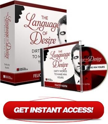 Buy Language Of Desire