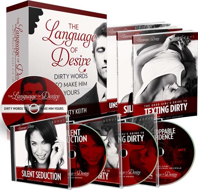 Language of Desire Book