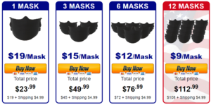Protective Health Masks Buy