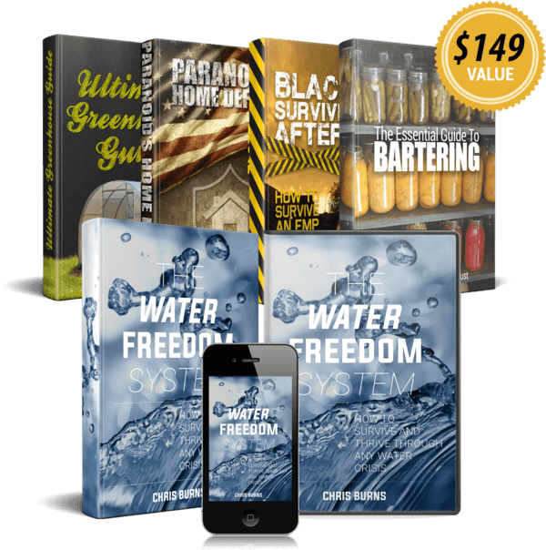 Water Freedom System Book