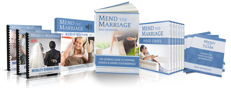 Mend The Marriage Book