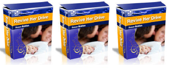 Revive Her Drive Table Of Contents