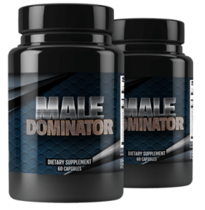 Male Dominator Ingredients Label