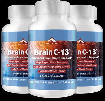 Brain C-13 Review
