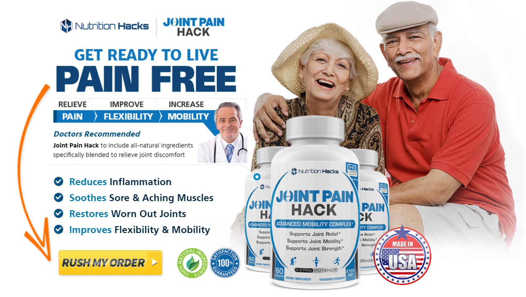 Joint Pain Hack Buy