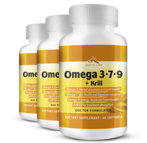 Omega 3-7-9 Krill Review