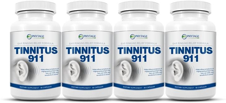 Phytage Labs Tinnitus 911 Reviews