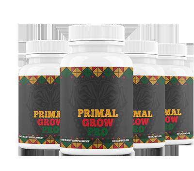 Primal Grow Pro Male Enhancement Pills Supplement