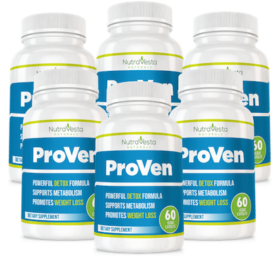 NutraVesta Proven Ingredients Label