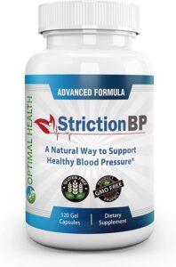 StrictionBP Supplement