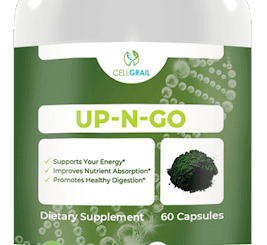 Up N Go Energy Review
