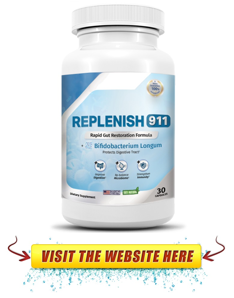 Buy Replenish 911