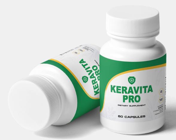 Keravita Pro Ingredients Label