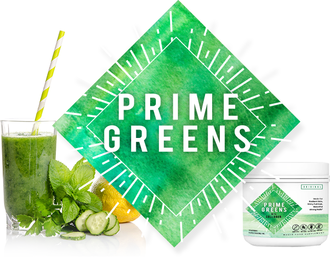 Prime Greens with Collagen Reviews