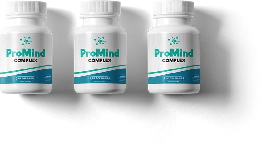 Promind Complex Ingredients Label