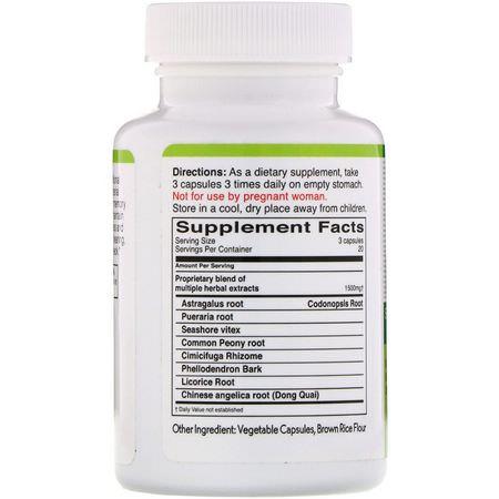 SharpEar Ingredients Label