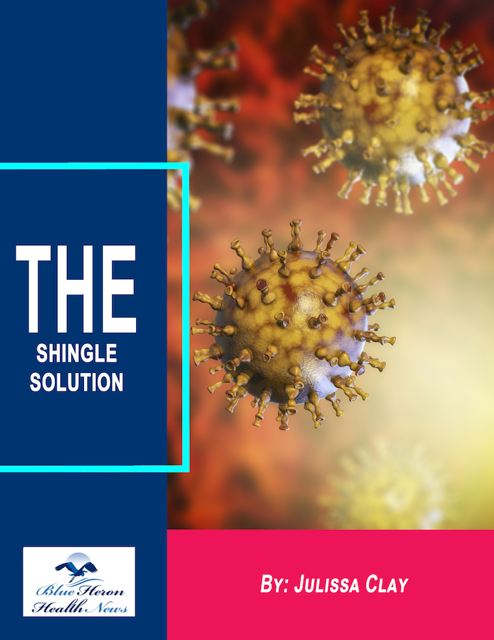 the shingles solution book julissa clay