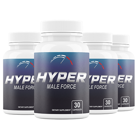 Hyper Male Force Ingredients Label
