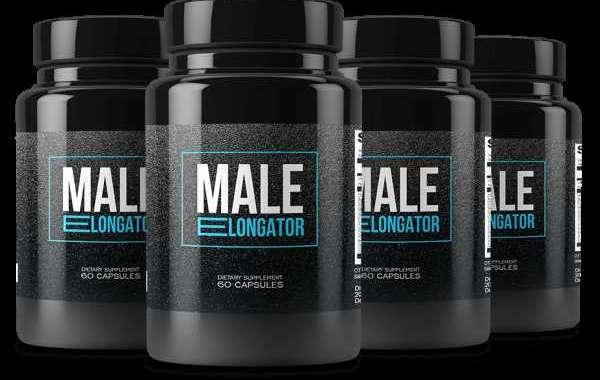 Male Elongator Ingredients Label
