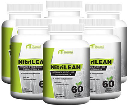 Nitrilean Ingredients Label