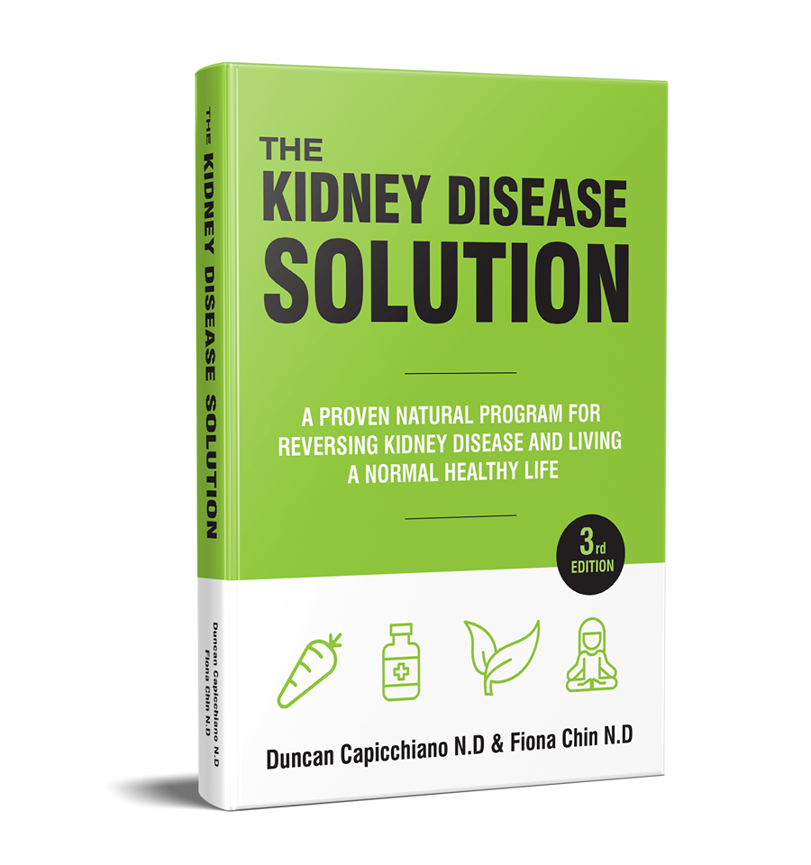 The Kidney Disease Solution by Duncan Capicchiano