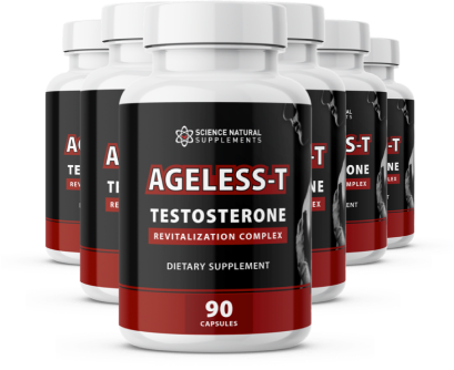 Ageless-T Testosterone Male Booster Supplement Reviews