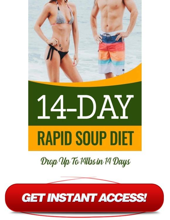 Buy 14 Day Rapid Soup Diet