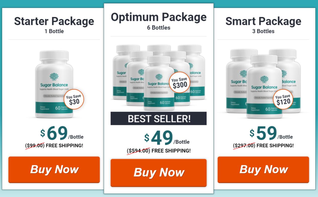 Buy Sugar Balance Plant Insulin