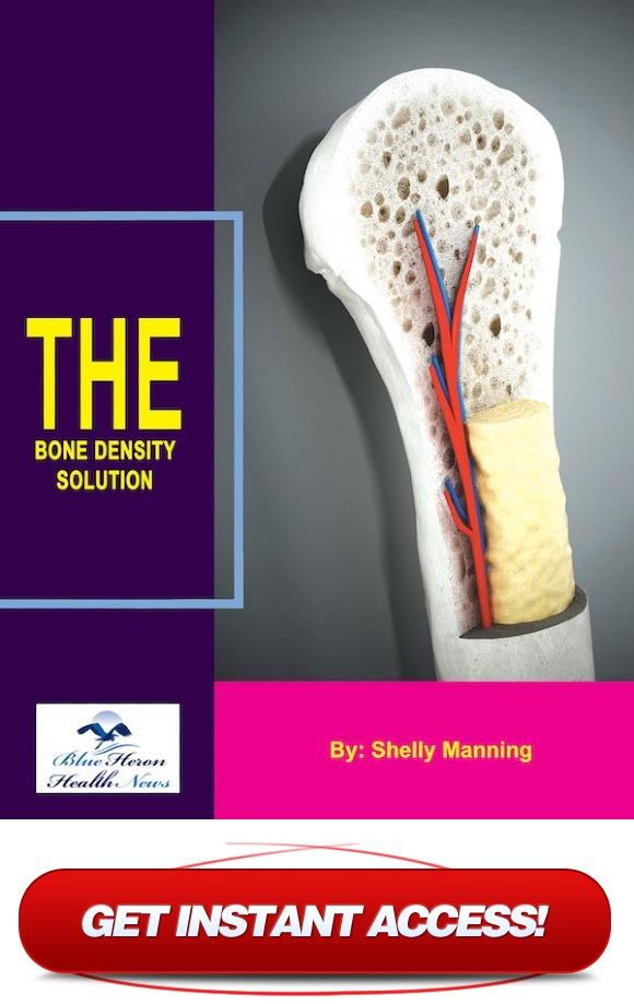 Buy The Bone Density Solution