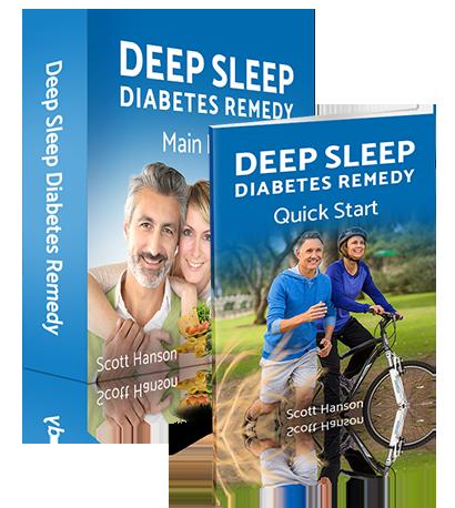 Deep Sleep Diabetes Remedy Book